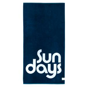 Sunnylife Luxe Towel Sunny Days - Indigo