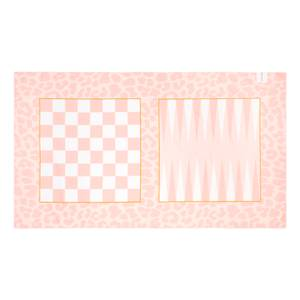 Sunnylife Summer Games Towel Call of the Wild - Peachy Pink