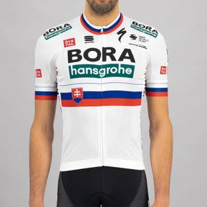 Sportful Bore Hansgrohe Slovakian National Champion Bodyfit Team Jersey
