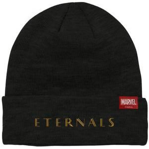 Marvel Eternals Typography Bonnet- Noir