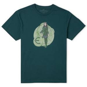 Marvel Eternals Sersi T-Shirt Unisexe - Vert Forêt