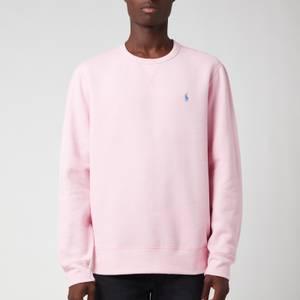 Polo Ralph Lauren Men's The Cabin Fleece Sweatshirt - Carmel Pink