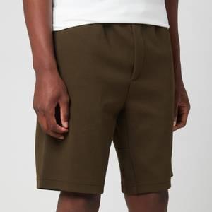 Polo Ralph Lauren Men's Double Knit Active Shorts - Company Olive