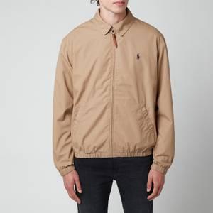 Polo Ralph Lauren Men's Bayport Poplin Jacket - Luxury Tan
