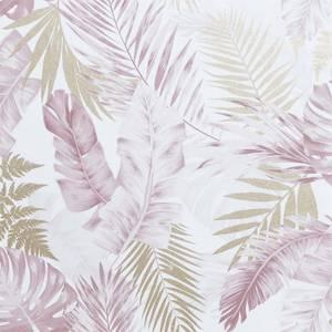 Soft Tropical Blush Artistick Wallpaper