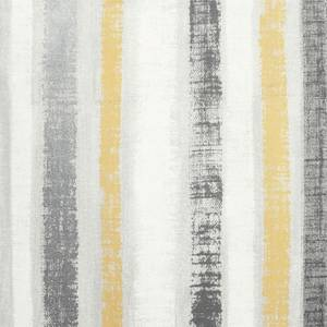 Painted Stripe Ochre Artistick Wallpaper