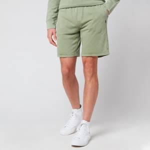 Polo Ralph Lauren Men's Cotton Spa Terry Shorts - Cargo Green