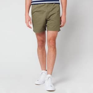 Polo Ralph Lauren Men's 6Inch Polo Prepster Stretch Twill Shorts - Mountain Green