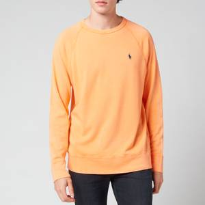 Polo Ralph Lauren Men's Spa Terry Sweatshirt - Classic Peach