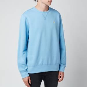 Polo Ralph Lauren Men's Fleece Sweatshirt - Blue Lagoon