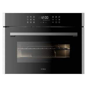 CDA VK903SS Compact Combination Microwave with Grill and Fan Oven - Stainless Steel