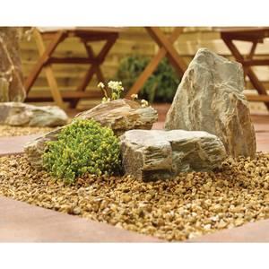 Stylish Stone Rustic Slate Rockery