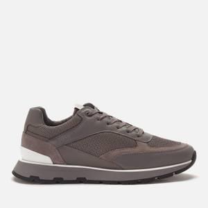 BOSS Men's Arigon Running Style Trainers - Grey