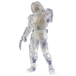 HIYA Toys Alien Vs. Predator Invisible Celtic Predator Mini-figurine exquise échelle 1/18