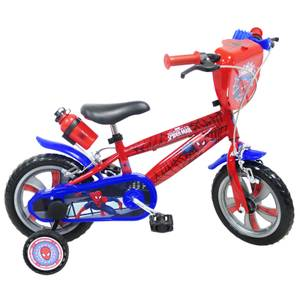 Marvel Spider Man 12in Bicycle
