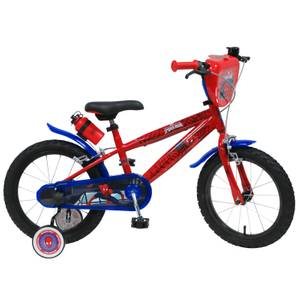 Marvel Spider Man 16in Bicycle