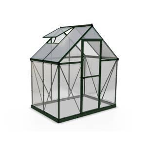 Palram Hybrid 6x4ft Green Greenhouse