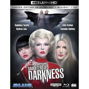 Daughters of Darkness - 4K Ultra HD (Includes Blu-ray)