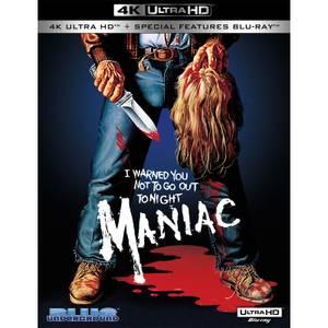 Maniac - 4K Ultra HD (inkl. Blu-ray)