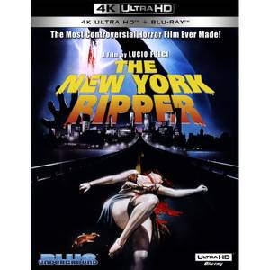 The New York Ripper - 4K Ultra HD (Includes Blu-ray)