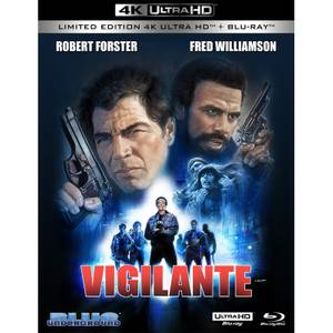 Vigilante - Limited Edition 4K Ultra HD (Includes Blu-ray)
