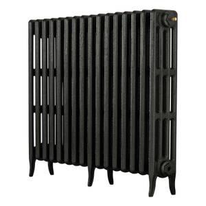 Arroll 4 Column Cast Iron Radiator 994 X 760 - Black