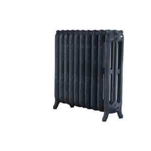 Montmartre Cast Iron Radiator 844 X 760 - Black