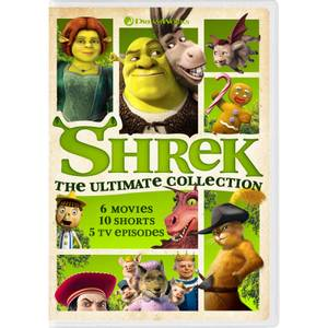 Shrek Ultimate Collection