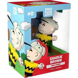 "Youtooz Charlie Brown 5"" Vinyl Collectible Figure - Charlie"