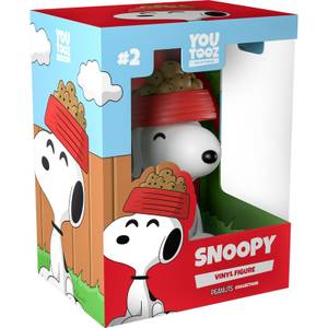 """Youtooz Charlie Brown 5"""" Vinyl Collectible Figure - Snoopy"""