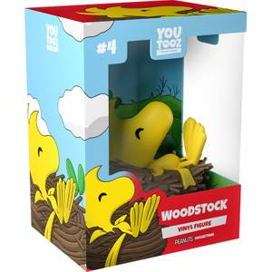 "Youtooz Charlie Brown 5"" Vinyl Collectible Figure - Woodstock"