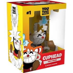 Youtooz Cuphead 12,5 cm Vinyl Verzamelbaar Figuur - Cuphead