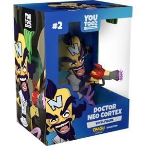 """Youtooz Crash Bandicoot 5"""" Vinyl Collectible Figure - Doc Neo Cortex"""