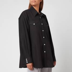 Our Legacy Women's Ranch Shirt - Black