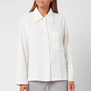Our Legacy Women's Square Shirt - White