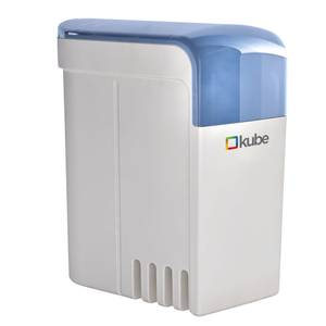 Kube I Non-Electric Water Softener - For Households with up to 2 Bathrooms