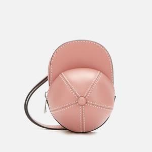 JW Anderson Women's Nano Cap Bag - Powder Pink