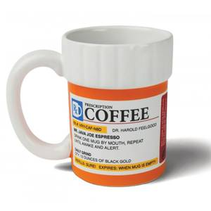 Prescription Bottle Mug