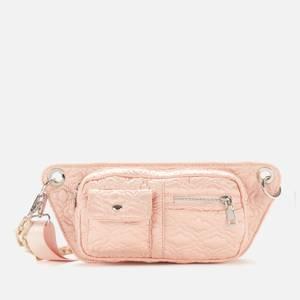 Hvisk Women's Brillay Cloud Hip/Cross Body Bag - Soft Pink
