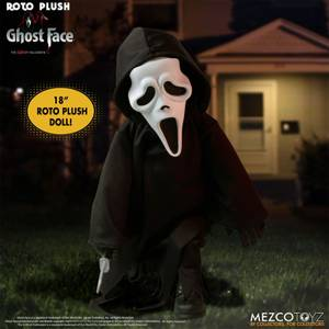 Mezco Scream Ghost Face MDS 18 Inch Roto Plush Figure