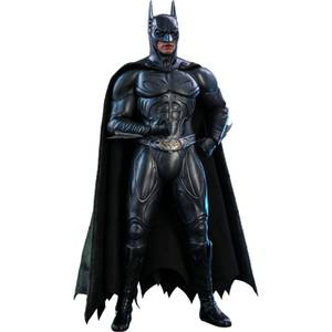 Hot Toys Batman Forever Movie Masterpiece Action Figure 1/6 Batman (Sonar Suit) 30 cm