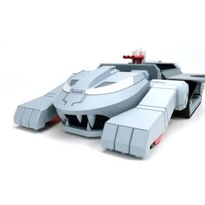 Super7 Thundercats ULTIMATES! Vehicle - ThunderTank