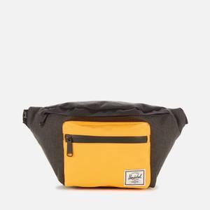 Herschel Supply Co. Men's Seventeen Bumbag - Black/Blazing Orange