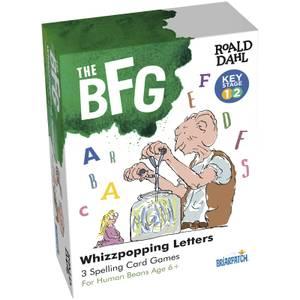 Roald Dahl BFG Spelling Educational Games