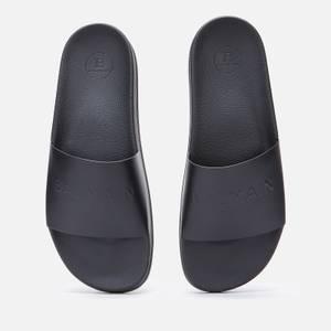 Balmain Men's Calypso Slides - Noir