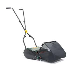 Webb Rear Roller Hand Push Lawnmower 30cm H12R