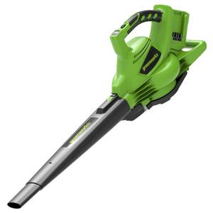 48V Blow & Vac Leaf Vacuum (Tool Only)