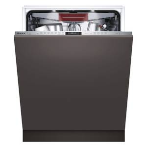 Neff N70 S187ECX23G 60cm Integrated Dishwasher
