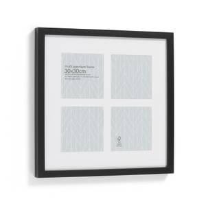 Box Photo Frame Multi Aperture - 30x30cm - White