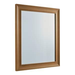 Coldrake Framed Mirror - Dark Oak - 51x61cm